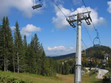Jahorina in Summer